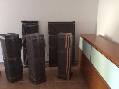Mudanzas en Colmenarejo